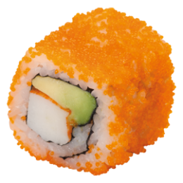 California Rolls Surimi avocat