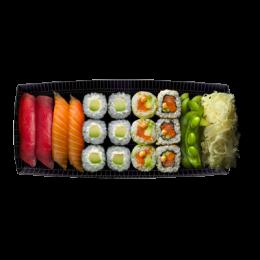 Temaki Temaki saumon spicy